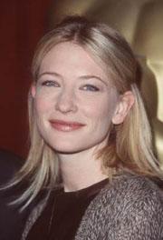 Cate Blanchett: Galadriel